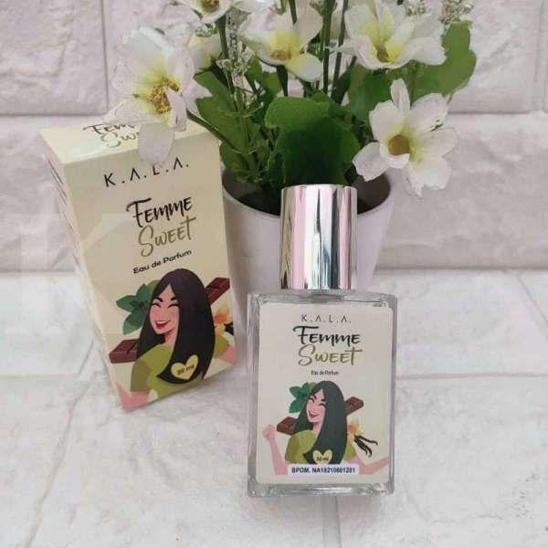 K.A.L.A Eau De Parfum Femme Sweet