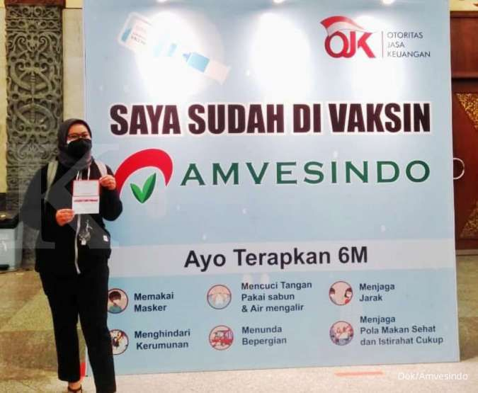 Amvesindo mendukung program vaksinasi gratis untuk masyarakat