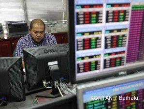 ASII memimpin penguatan indeks sebesar 0,44%