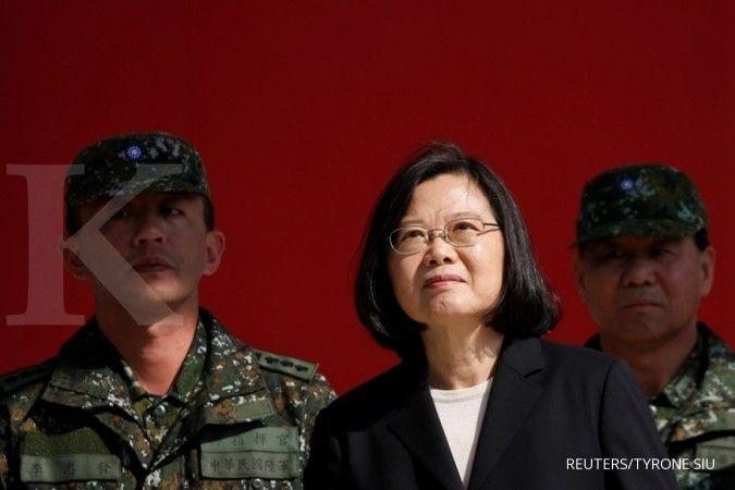 Ingin dialog dengan China, tapi Taiwan tolak syarat satu negara dua sistem