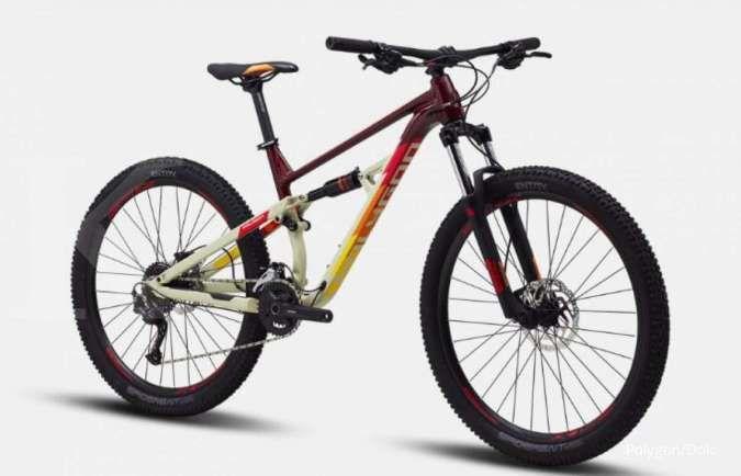 Harga sepeda Polygon yang beragam mempermudah Anda untuk memilih yang sesuai dengan kondisi keuangan.