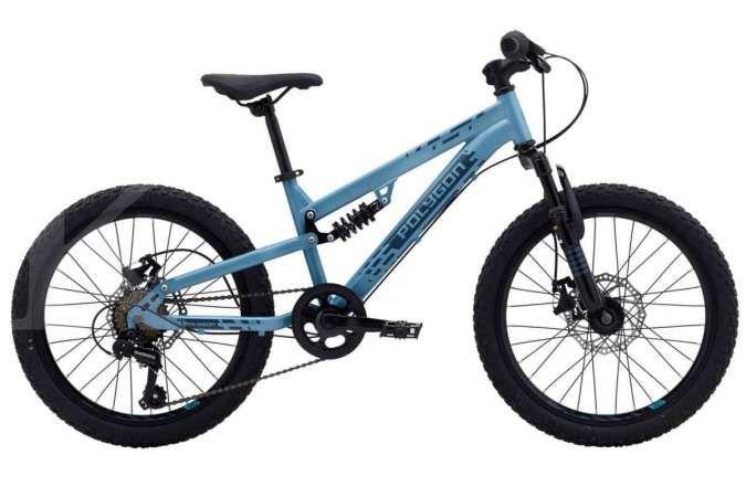 Bersahabat di dompet, daftar harga sepeda gunung Polgon seri Rapid mulai Rp 2 jutaan