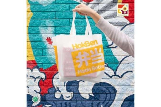 Promo HokBen hari ini 23 Juli 2021, Beef Lover Super Bowl Rp 35.000