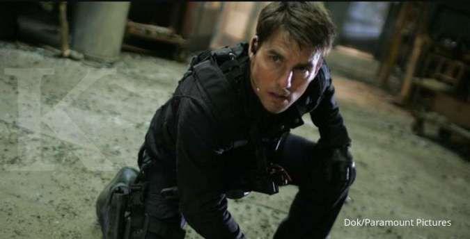 Film Mission: Impossible 7 hentikan proses syuting, kenapa?