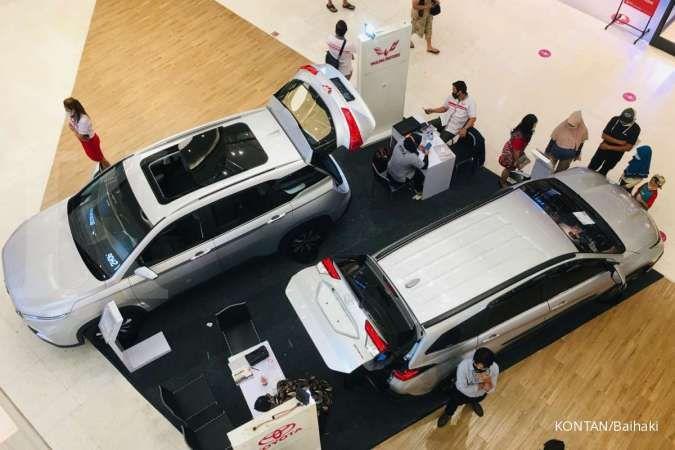 Penjualan mobil nasional pada tahun 2020 tembus target final Gaikindo