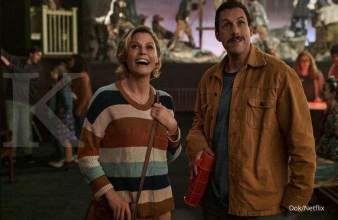 Film Netflix terbaru 2020, Adam Sandler di trailer komedi misteri Hubie Halloween