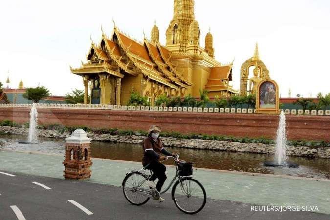 Muncul 4 kasus corona berpotensi jadi wabah baru, Thailand siaga tinggi
