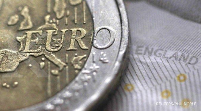 Yen mulai tertekan menghadapi euro