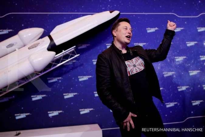 Kalahkan Bezos, Elon Musk dapat kontrak bangun pes