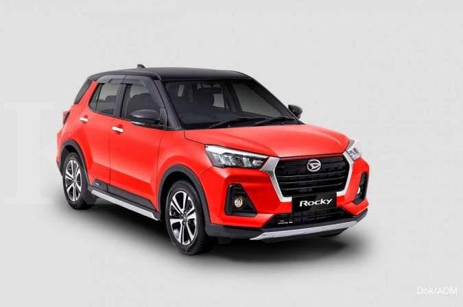 Ini harga Daihatsu Rocky, konsumen bisa terima mobil pada akhir Mei
