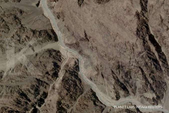 Ini dia pos militer China yang terletak di ketinggian tertinggi
