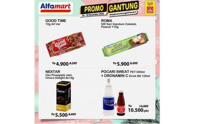 Promo Alfamart Weekday