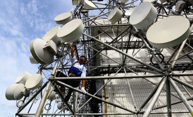 Moody's sebut efek akuisisi menara Indosat (ISAT) untungkan semua pihak