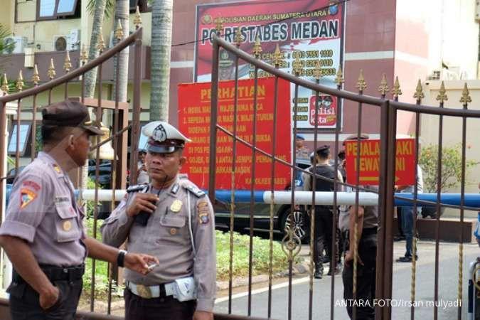 Inilah sosok pelaku bom bunuh diri di Polrestabes Medan