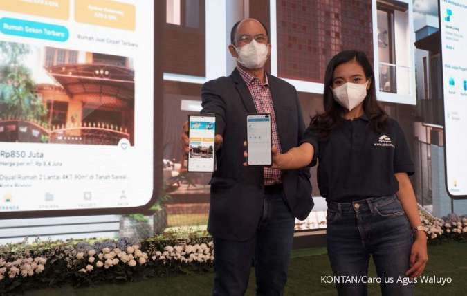Pacu pertumbuhan KPR, Bank Mandiri luncurkan aplikasi Rumah Idamanku (RIKu)
