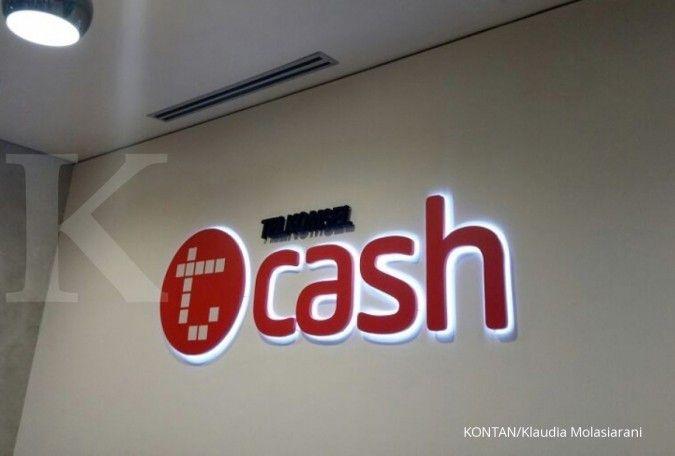 Diterima di 75.000 outlet, T-Cash menargetkan 40 juta pengguna hingga akhir 2018