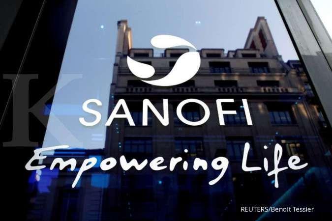 Perusahaan farmasi asal Prancis Sanofi menghentikan pengembangan vaksin mRNA COVID-19