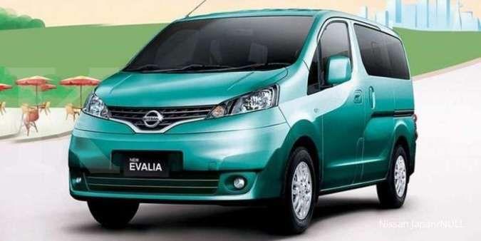 MPV murah meriah, kini harga mobil bekas Nissan Evalia mulai Rp 70 jutaan