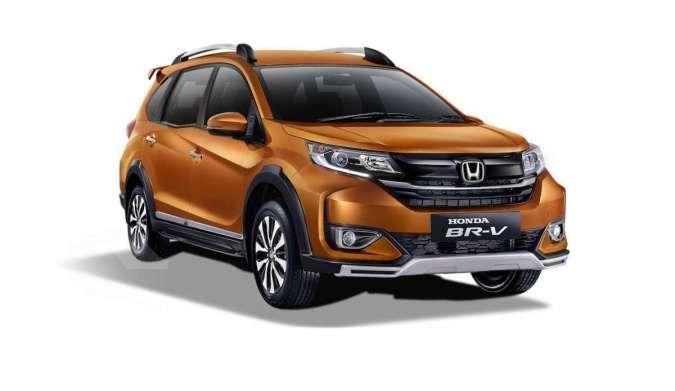 Mulai Rp 140 juta, cek harga mobil bekas Honda BR-V tahun muda per April 2021