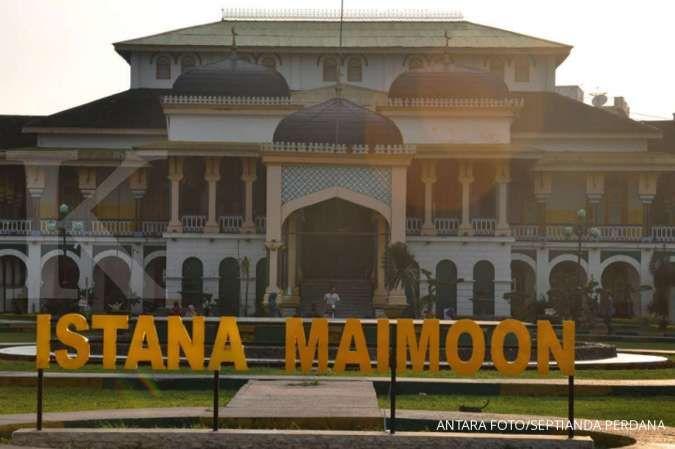 Pesona kota Medan menjadi tujuan MICE di Pulau Sumatra