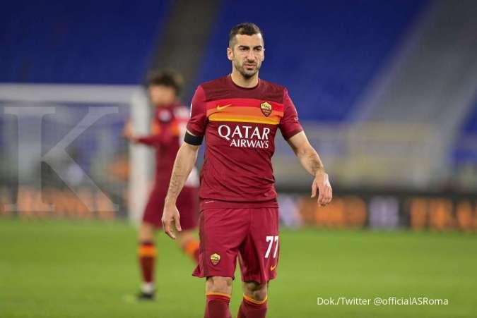 Hasil pertandingan AS Roma vs Milan di Liga Italia Serie A