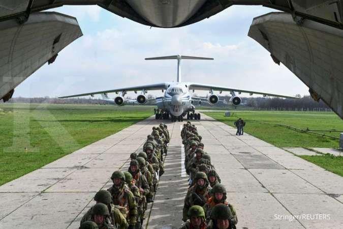 Rusia dan China gelar latihan militer besar-besaran, libatkan 10.000 tentara