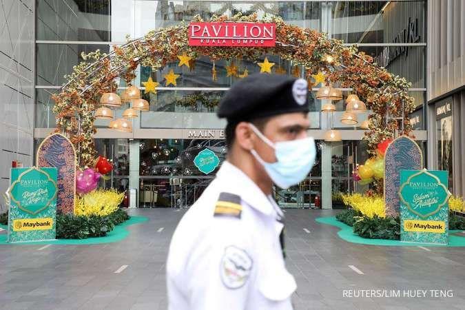 Kasus Covid-19 terus melonjak, Malaysia umumkan lockdown nasional mulai 1 Juni