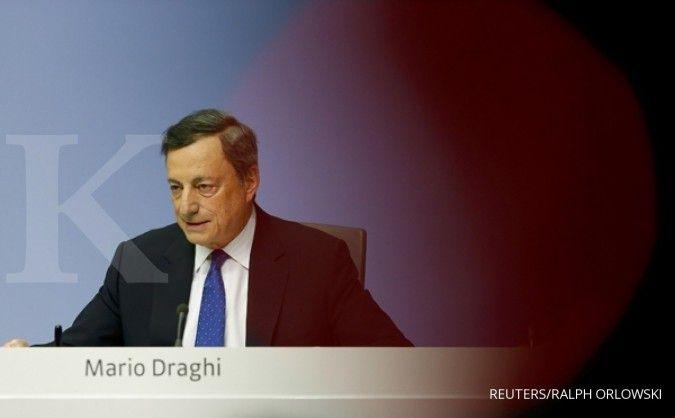ECB lanjutkan QE dan pertahankan suku bunganya