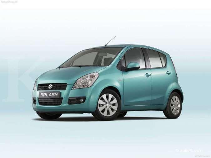 Harga mobil bekas Suzuki Splash tahun lawas per Mei 2021 semakin murah