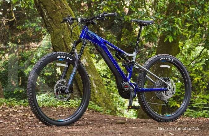 Harga sepeda gunung terbaru besutan Yamaha sekitar Rp 65 jutaan