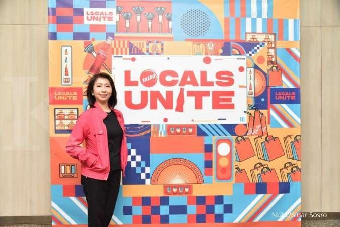 Sinar Sosro meluncurkan program #LocalsUnite