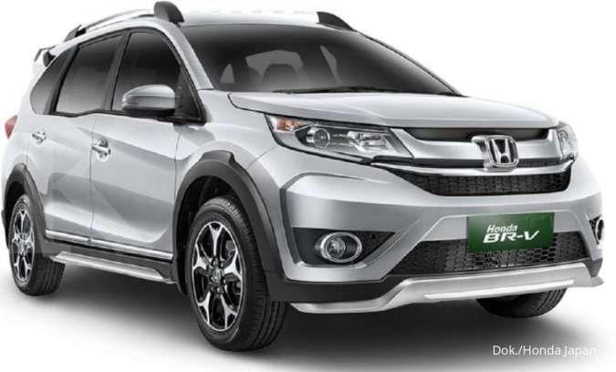 Murah, cek harga mobil bekas Honda BR-V rilisan awal per Agustus 2021