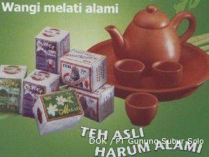 Menjual teh berbeda kemasan untuk mendongkrak penjualan