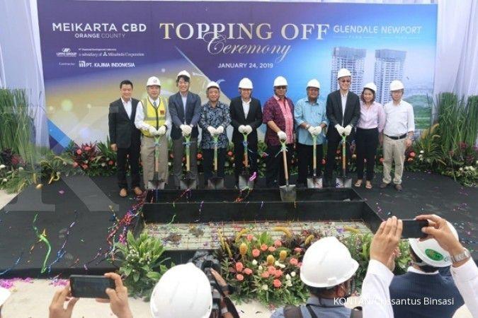 Pasarkan proyek Orange County Mall, Lippo Cikarang (LPCK) gandeng Savills Indonesia