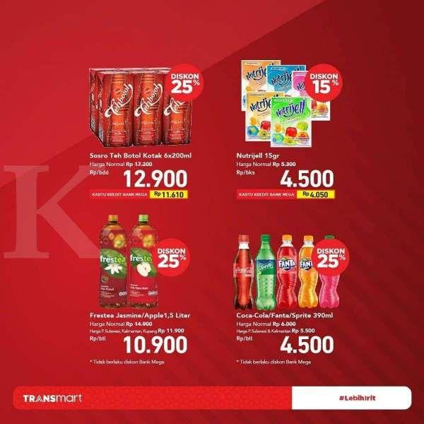Promo Transmart Carrefour 31 Mei-1 Juni 2021