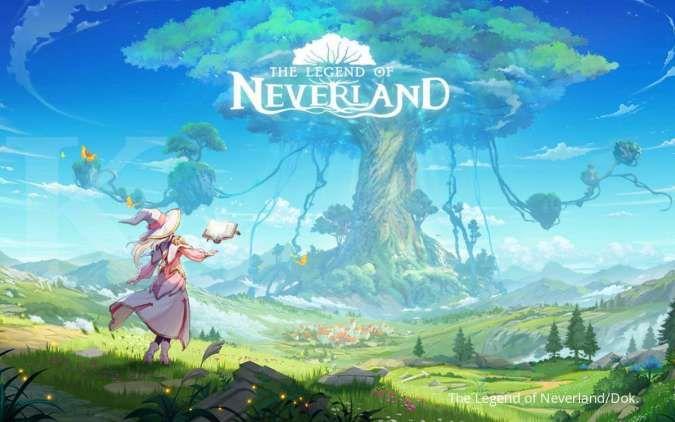 Inilah cara klaim kode redeem The Legend of Neverland, tersedia di Android dan iOS