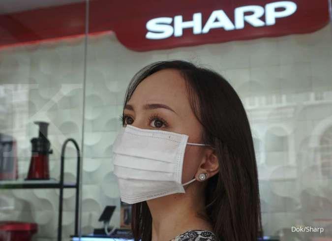 Sharp Indonesia jual masker kesehatan, ini keunggulannya
