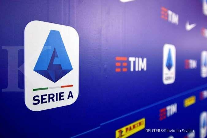 Liga Italia Serie A musim 2020-2021 akan dimulai pada 19 September 2020