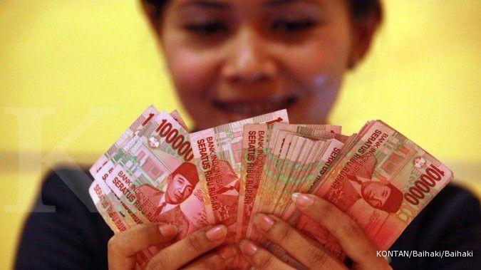 Rupiah bisa memanfaatkan pelemahan dolar AS di akhir pekan