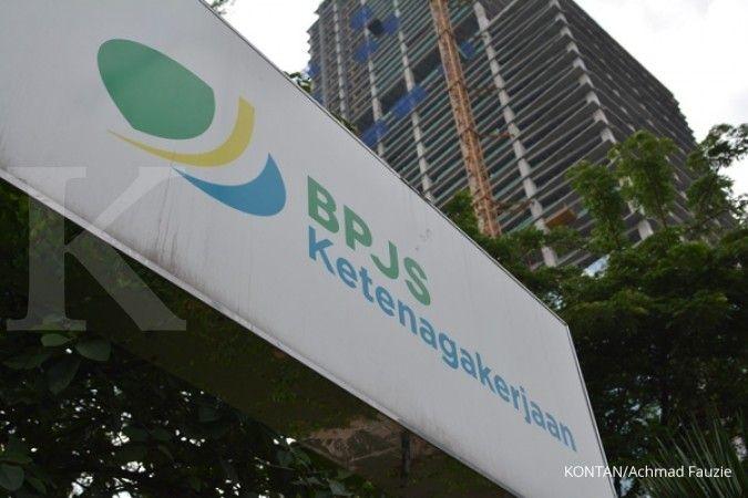 Korban Phk Sambangi Kantor Bpjs Ketenagakerjaan Kota Tangerang