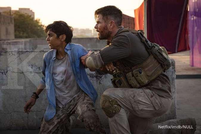 Bintangi film Netflix terbaru, Chris Hemsworth tunjukkan persiapan untuk Extraction 2