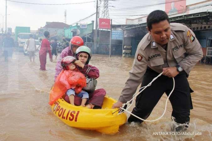Banjir Akibat Drainase