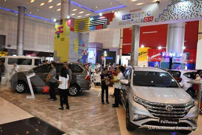 Pasar belum pulih, market share Daihatsu masih naik delapan bulan pertama 2020