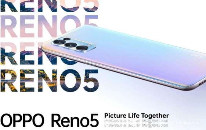 Spesifikasi OPPO Reno5
