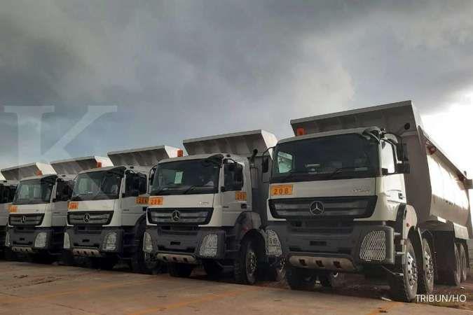 Kobexindo Tractors (KOBX) bidik pendapatan US$ 71 juta di tahun ini
