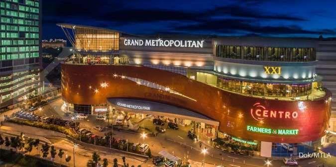 Metropolitan Land (MTLA) siapkan dana Rp 205 miliar untuk akuisisi lahan
