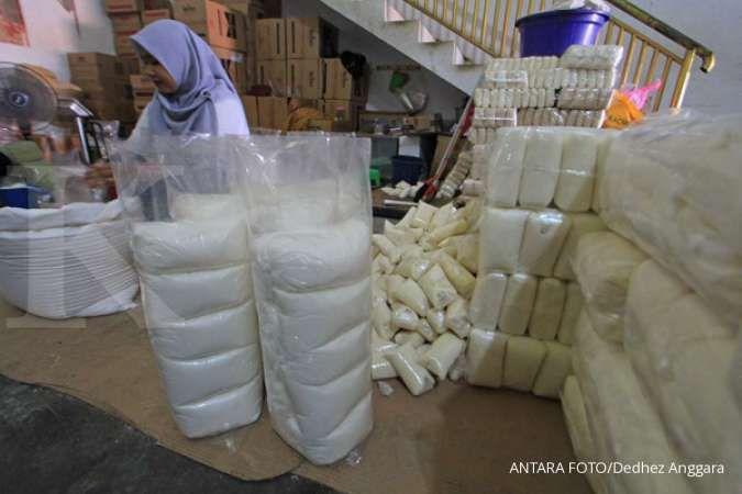 Harga sejumlah bahan pangan pokok naik di pasaran, ini kata KPPU