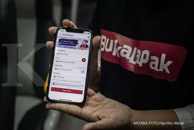 Rudiantara bilang Bukalapak hanya PHK 100 dari 2.600 karyawan