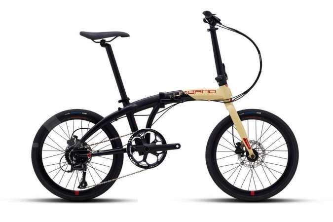 Hore sepeda lipat Polygon Urbano terbaru sudah beredar, cek harganya di sini