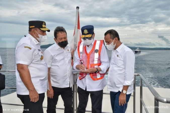 Pemerintah akan tawarkan KPBU guna bangun Pelabuhan Ambon